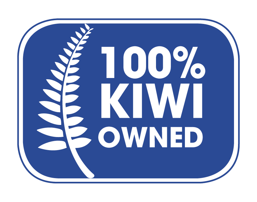 NZ & Kiwi owned badge
